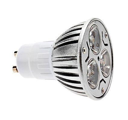 Ampoule GU10 3W LED (12V/24v)