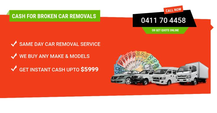 Cash For Junk Cars Online Quote 13 Best Car Removal Images On Pinterest