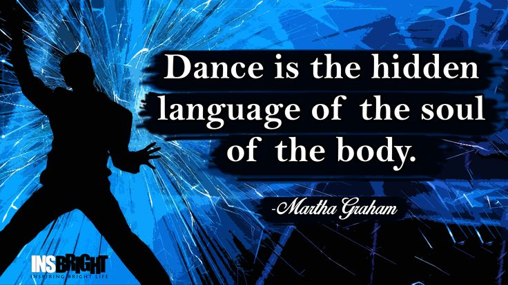 10+ Inspirational Dance Quotes Images by Famous Dancer ...