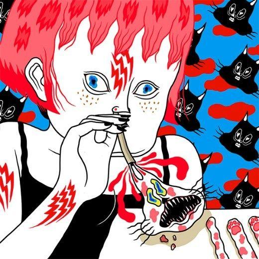 notefolio :: Creative #54 장콸 (jangkoal) / painter, illustrator