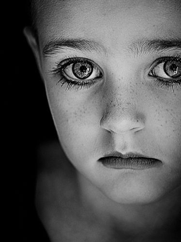 intense black & white photography | Low key portraits ...  |Close Up Photography Of Faces Black And White