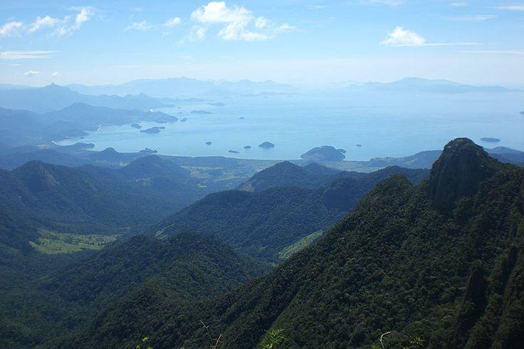 Angra dos Reis e Paraty vistos de Cunha - São Paulo - Brasil - Fotos - UOL Viagem