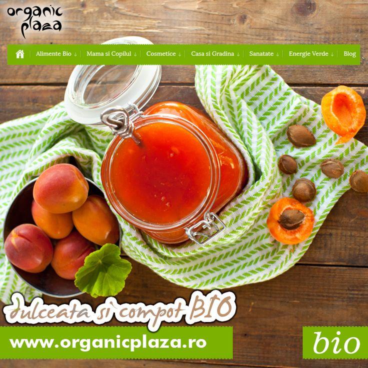 Dulceata, Gem si Marmelada Toate Bio la: http://organicplaza.ro/dulceturi-si-compoturi