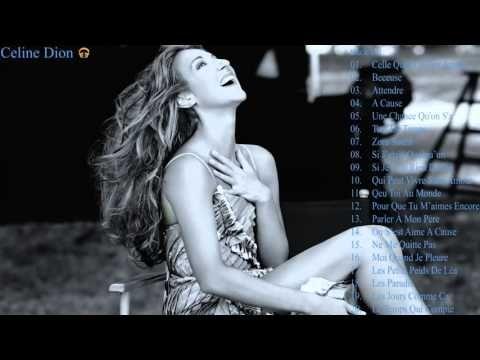 Celine Dion - Celine Dion's Greatest Hits 2016 - Best Songs Of Celine Dion  - top 25 songs - YouTube