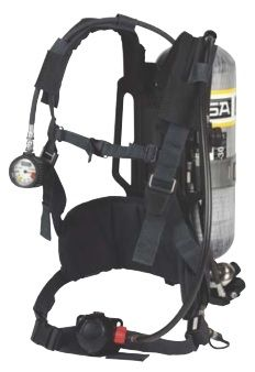 MSA Safety 10095801 AirHawk II Ultra Elite Industrial Air Mask SCBA The MSA AirHawk II is lightweight and affordable self contained 2216 PSI breathing apparatus. The economical AirHawk II SCBA is perfect for many different industrial immediately dangerous to life or health (IDLH) applications & fits almost any budget. Here are the major components which complete the AirHawk II Air Mask SCBA. Ultra Elite Facepiece 1 way check valve to prevent exhaled air entering the mask mount regulator