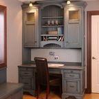 Traditional Home Office - Traditional - Home Office - Philadelphia