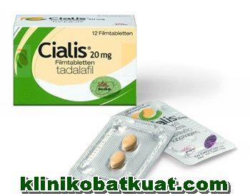 Cialis 20mg obat kuat aman untuk meningkatkan gairah seksual dan stamina pria atau lelaki. http://klinikobatkuat.com/obat-kuat-pria/obat-cialis