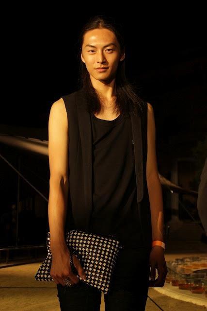 At Barcelona Fashion Week - Final Elite Model Look Spain 2012.  Thank you Le Seasonnier ♥