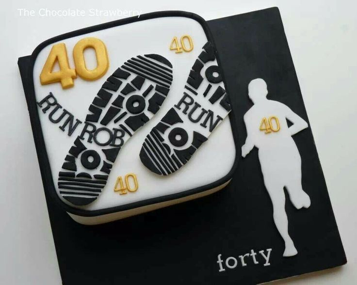 running cake designs - Google Search