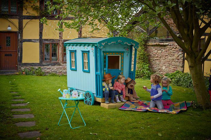 Childrens Gypsy Caravan