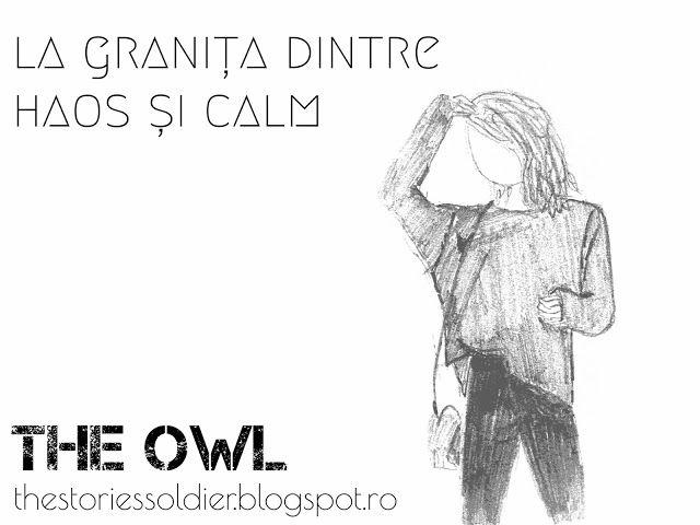 The Owl: La granița dintre haos și calm