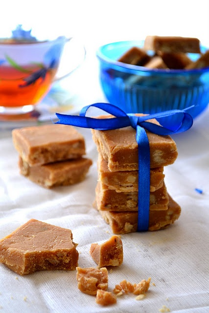Srilankan Milk Toffees with nuts- a must try recipe