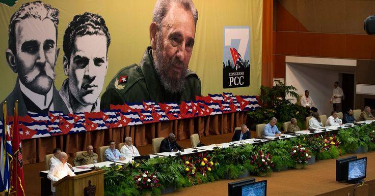Castro, 84, diz que líderes cubanos são velhos demais e propõe limite