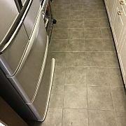 Kitchen,マンション,クッションフロア,サンゲツ,リフォーム後,サンゲツクッションフロアに関連する他の写真