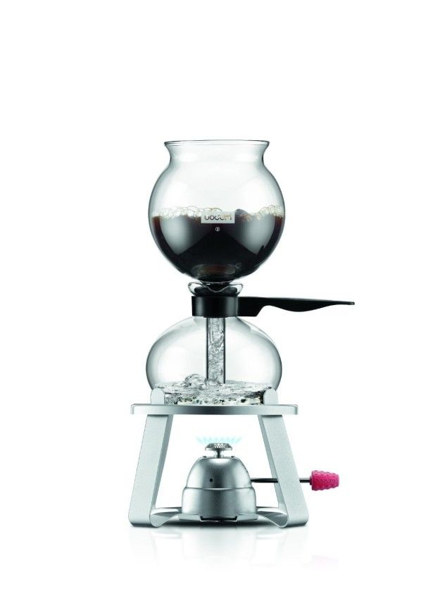 This Bodum vacuum coffee maker that extracts all precious oils of your favorite…