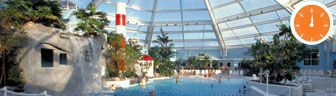 Enjoy the super sale for a stay during the October Half Term Break at Sunparks holiday villages in Belgium as of €129/4 persons. Don't miss out - book by 14 October.