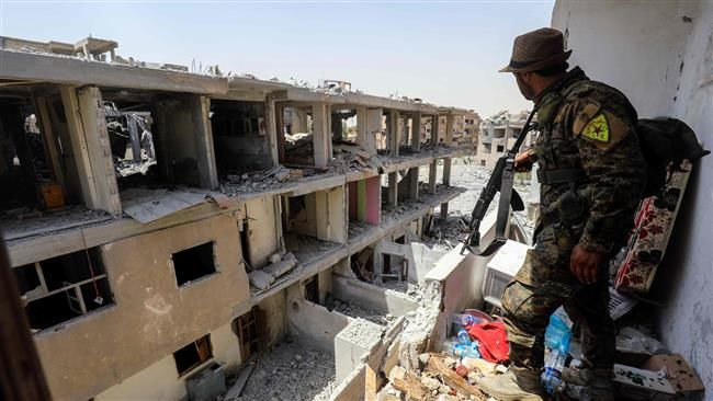 """Ankara has strongly denounced McGurk's """"provocative"""" remarks, accusing Washington of terror sponsorship in Syria by supporting the Kurdish People's Protection Units (YPG), which Ankara views as the Syrian branch of the Kurdistan Workers' Party (PKK), a militant group that has been fighting the central Turkish government since 1984."""