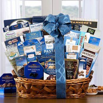 Kosher Gift Basket. See more gifts at www.pro-gift-baskets.com!