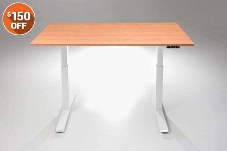 The Mod E2 Electric Standing Desk Best Standing Desk Electric