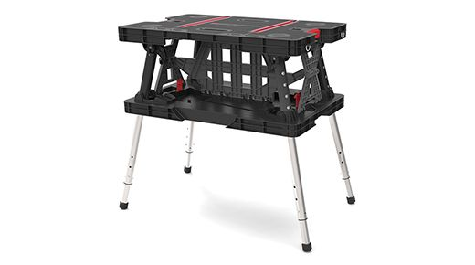 Looking for Tool Storage? Take a look at our best-selling Folding Work Table EX, provided by Keter - An international leading plastic manufacturer.