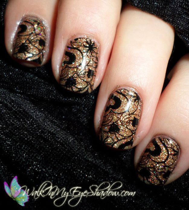 48 best My Nail Art and Swatches images on Pinterest | Nail envy ...