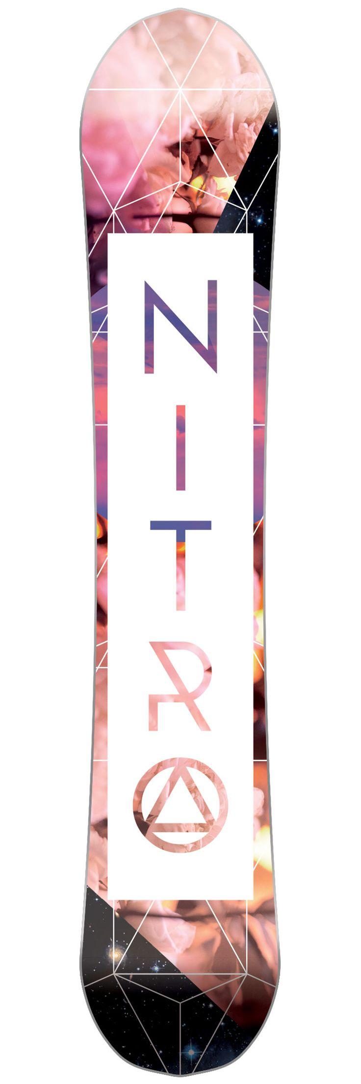 Tabla de snowboard Nitro Victoria Semelle 2016