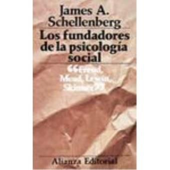 Los fundadores de la psicología social : S.Freud, G.H. Mead, K. Lewin y B.F. Skinner / James A. Schellenberg. Madrid : Alianza, 1981. http://absysnetweb.bbtk.ull.es/cgi-bin/abnetopac?TITN=49235