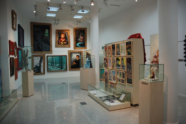 En el nuevo museo, además del mundo del bandolerismo y la Duquesa de Benamejí, hay una interesante exposición de pintura