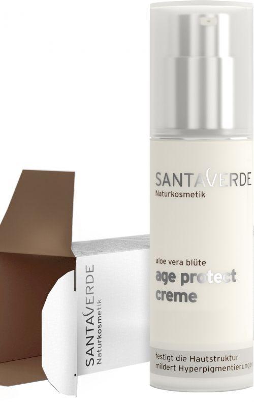age protect creme © Santaverde