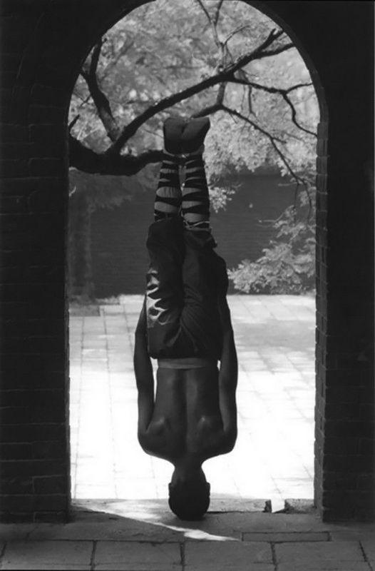 #Shaolin #Kungfu Monks - photo taken by Tomasz Gudzowaty