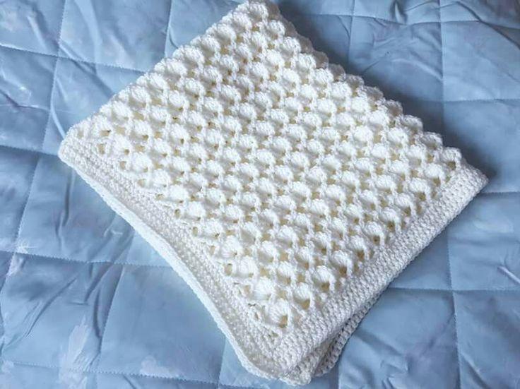 The Marshmallow Shell Stitch Crochet Patterns