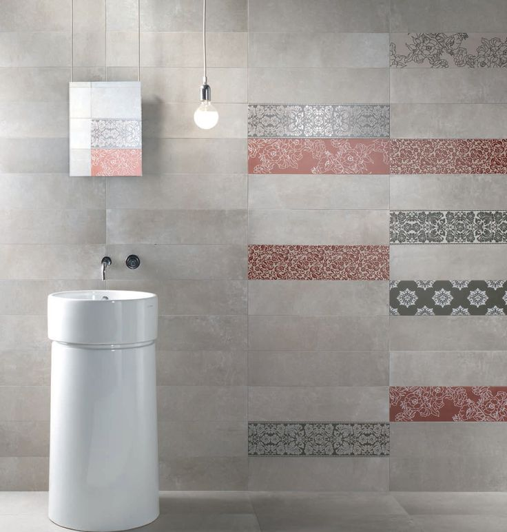 [ Younhyun Tile / 윤현상재 타일 ] Exposed Concrete Style Tile : Urban Concrete Fog / Size (cm) : 150X600