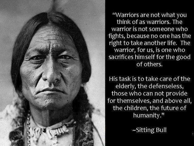 Warriors ...
