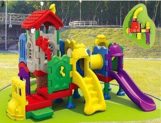 Outdoor Play Equipment Manufacture School India Kids P