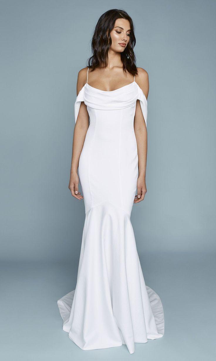 58 best wedding dress II images on Pinterest | Bridal dresses ...