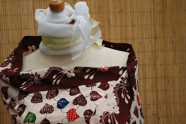 you can make any kind of dress with this traditional fabric