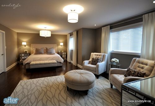site with tons of great before & after room makeovers.