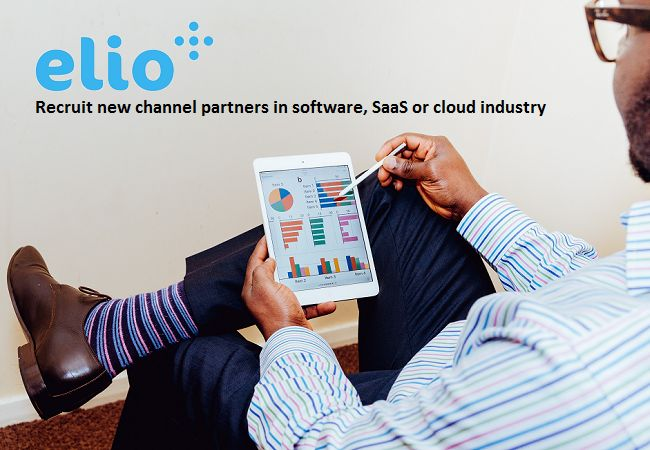 The most effective process to increase your channel partners network – Elioplus