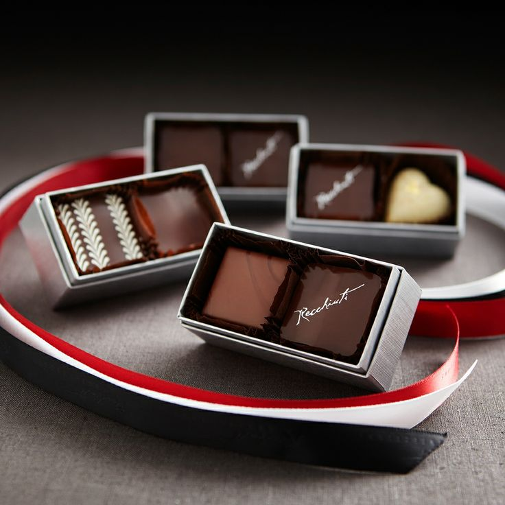 Recchiuti Confections Platinum Box (2pc) - Fine Boxed Chocolates, Chocolate Gifts from San Francisco