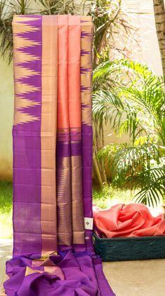 Kanchivaram Silk L02804 | Lakshmi