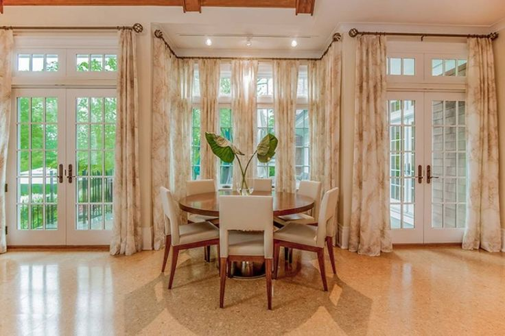 Curtains for Windows with Transoms | transom w drapes (maybe too much!) | Window treatments | Pinterest