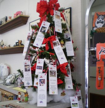Animal rescue group's Angel Trees make homeless pets' holiday wishes come true