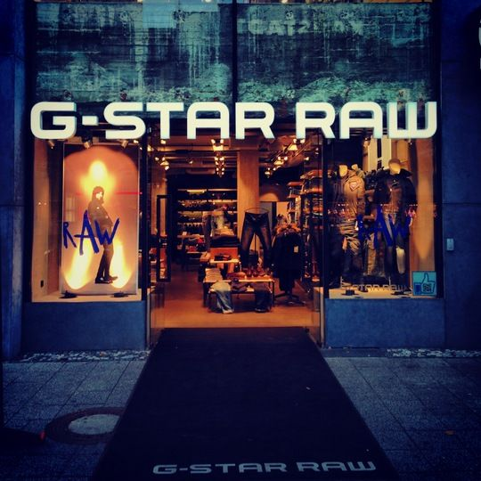G-STAR Store Mitte in Berlin (Bild 5)