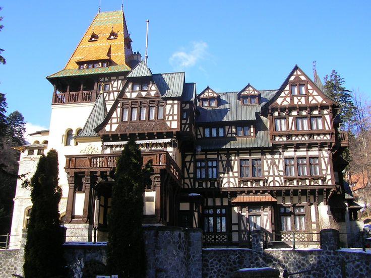 Pelișor Castle (photo Eugen Cojocariu)