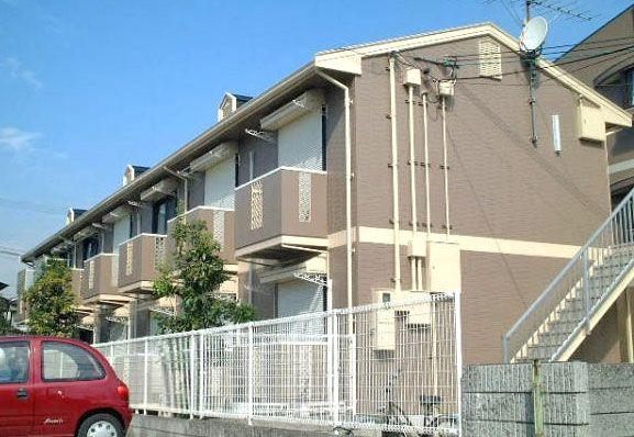 堺市北区 賃貸ハイツ ロイヤルホーミーなかもず