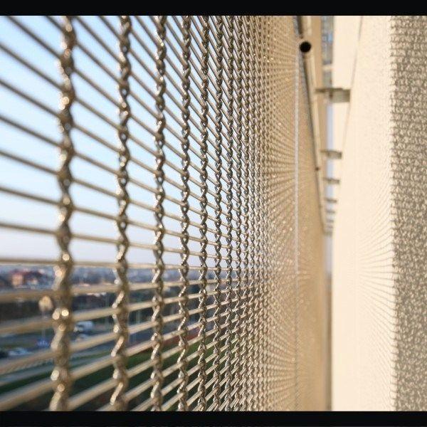 Metal cladding / mesh Progress Eco Spóka z ograniczoną odpowiedz