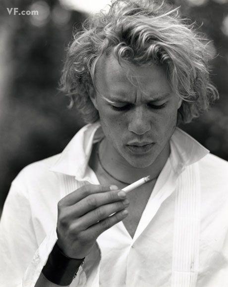 Heath Ledger: Heath Andrew Ledger (4 April 1979 – 22 January 2008)