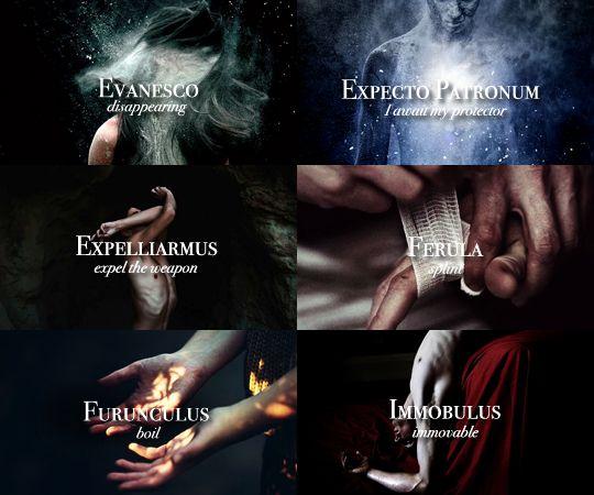 Harry Potter Spells 2/5