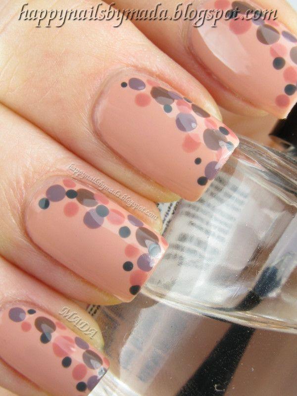 Happy Nails #nail #nails #nailart