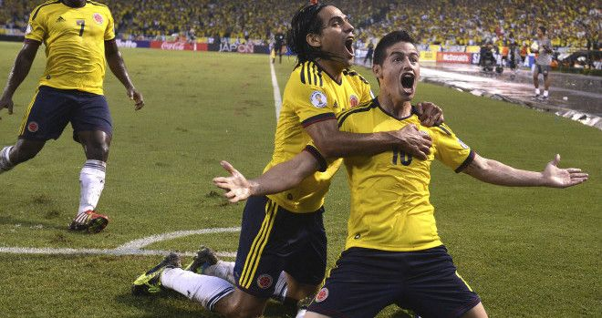 @Colombia Selection: Colombia 1 Ecuador 0: #JamesRodriguez #RadamelFalcao #PabloArmero